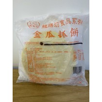 【龍膳坊】金瓜抓餅140g*10入(全素)