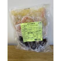 【南海】綜合海鮮包(蝦子、海參、干貝)450g(全素)