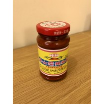 【香山】麻油辣椒醬135g(全素)