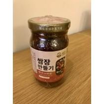 【菇王】韓式沾烤醬230g(全素)