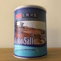 【康健生機】湖鹽600g(全素)