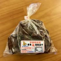 【翔賀】養生超嫩豆干-黑600g(全素)
