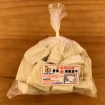 【翔賀】養生超嫩豆干-白600g(全素)