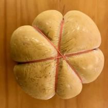 金瓜(南瓜型)豆包(全素)