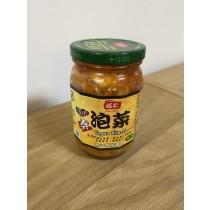 【龍宏】韓式素泡菜400g(全素)