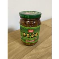 【龍宏】黃金菜脯450g(全素)