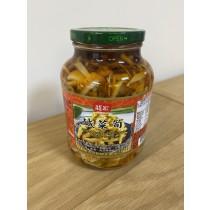 【龍宏】鹹菜筍760g(全素)